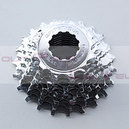 Cassette import 9v. shimano 12-23d. chrome
