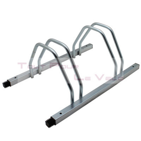 Garage a velo p2r 2 places extension possible par emboitement - Suspension pour velo garage ...