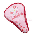 Couvre selle hello kitty
