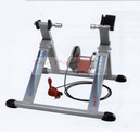 Home trainer roto roue arriere record magnetique reglable